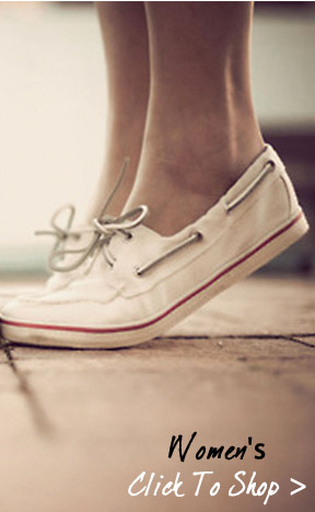 White Boat Shoes Girls Images